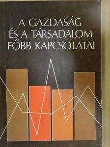 Ékes Ildikó - A gazdaság és a társadalom főbb kapcsolatai [antikvár]