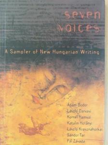 Darvasi László - Seven Voices [antikvár]