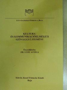 Abraham A. Moles - Kultúra- és kommunikációelméleti szöveggyűjtemény [antikvár]