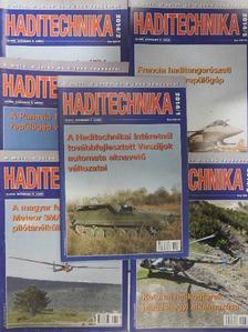 Bán Attila - Haditechnika 2014/1-6. [antikvár]