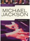 MICHAEL JACKSON. RALLY EASY PIANO, 19 CLASSIC HITS