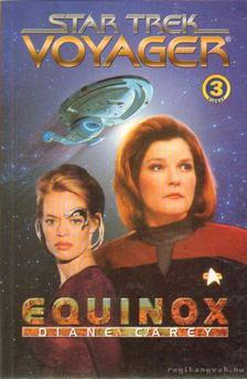 CAREY, DIANE - Star Trek Voyager - Equinox [antikvár]