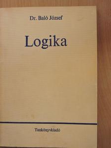 Dr. Baló József - Logika [antikvár]