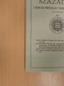 Belényi Gyula - Századok 1997/2. [antikvár]