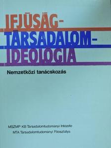 Andics Jenő - Ifjúság - társadalom - ideológia [antikvár]