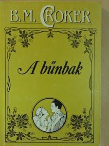 B. M. Croker - A bűnbak [antikvár]