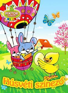 Streicher András - Húsvéti színező
