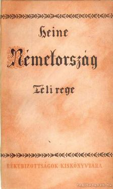 Heine, Heinrich - Németország [antikvár]