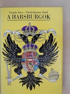 Gonda Imre - A Habsburgok [antikvár]