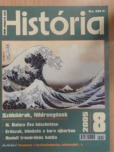 Blanka Szeghyová - História 2005/8. [antikvár]