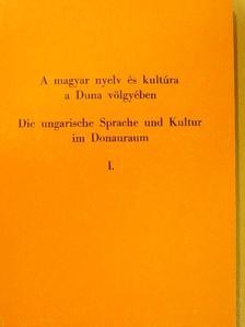 Amedeo Di Francesco - A magyar nyelv és kultúra a Duna-völgyében I. [antikvár]