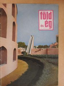 Ágh Bíró Béla - Föld és Ég 1971. május-június [antikvár]