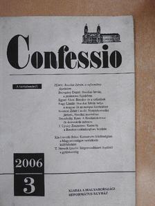 Bölcskei Gusztáv - Confessio 2006/3. [antikvár]