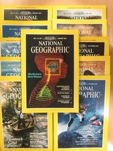 Alison Jolly - National Geographic 1987. (nem teljes évfolyam) [antikvár]