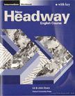 LIZ & JOHN SOARS - New Headway English Course - Intermediate Workbook with key [antikvár]
