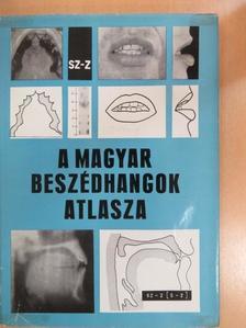 Molnár József - A magyar beszédhangok atlasza [antikvár]
