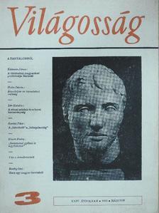 Beöthy Ottó - Világosság 1983. március [antikvár]