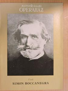 Várnai Péter - Verdi: Simon Boccanegra [antikvár]