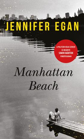 Jennifer Egan - Manhattan Beach [eKönyv: epub, mobi]