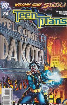 Henderson, Felicia D., Bennett, Joe - Teen Titans 79. [antikvár]