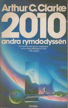 Arthur C. Clarke - 2010 Andra Rymdodyssén [antikvár]