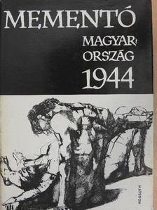 Illés Béla - Mementó [antikvár]