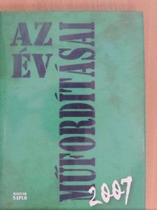 Adalbert Stifter - Az év műfordításai 2007 [antikvár]