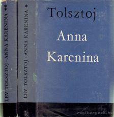 Lev Tolsztoj - Anna Karenina I-II. [antikvár]