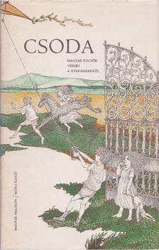 Borbély Sándor - Csoda [antikvár]