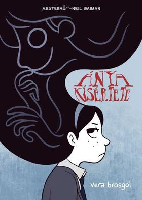 Vera Brosgol - Ánya kísértete