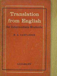 Ambrose Bierce - Translation from English for Intermediate Students [antikvár]