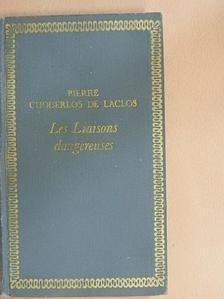 Pierre Choderlos de Laclos - Les Liaisons dangereuses ou Lettres [antikvár]