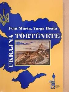 Font Márta - Ukrajna története [antikvár]