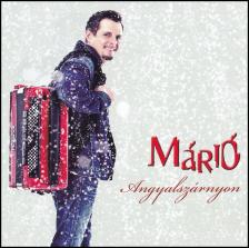 Márió - Angyalszárnyon - CD