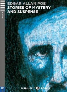 Edgar Allan Poe - Stories of mystery and suspense+CD