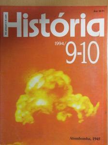 Ádám Magda - História 1994/9-10. [antikvár]