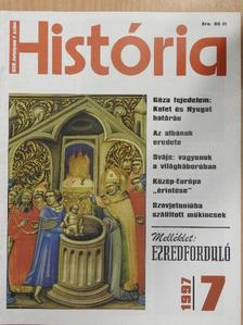 Engel Pál - História 1997/7. [antikvár]