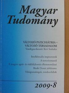 Bolvári-Takács Gábor - Magyar Tudomány 2009/8. [antikvár]