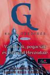CLARE, CASSANDRA -BRENNAN,  SARAH REES  - BANE KRÓNIKÁK 3. VÁMPÍROK, POGÁCSÁK ÉS EDMUND HERONDALE - KEMÉNY BORÍTÓS
