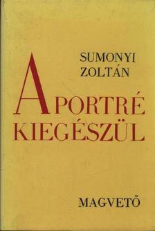 Sumonyi Zoltán - A portré kiegészül [antikvár]