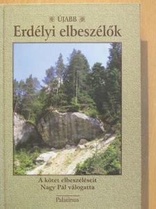 Bodor Ádám - Újabb erdélyi elbeszélők [antikvár]