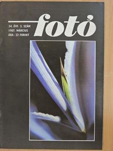 Adrzej Voellnagel - Fotó 1987. március [antikvár]