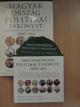 Ábel Csaba - Magyarország politikai évkönyve 2007-ről I-II. - DVD-vel [antikvár]