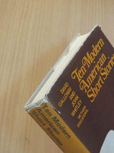 Ernest Hemingway - Ten Modern American Short Stories [antikvár]