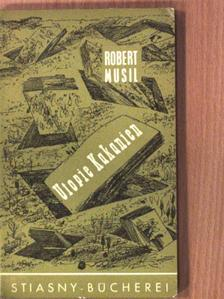 Robert Musil - Utopie Kakanien [antikvár]
