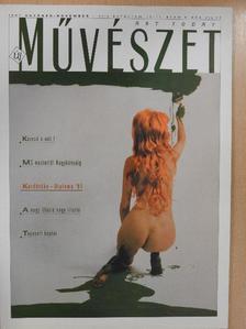 Cserba Júlia - Új Művészet 1997. október-november [antikvár]