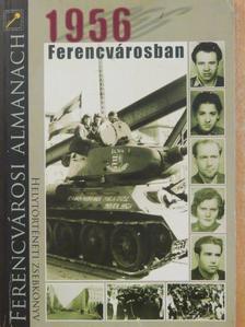 Eörsi László - 1956 Ferencvárosban [antikvár]