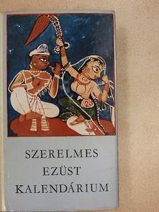 Abdurrahman Szidki - Szerelmes ezüst kalendárium [antikvár]