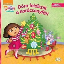 Dóra, a felfedező - Dóra feldíszíti a karácsonyfát!