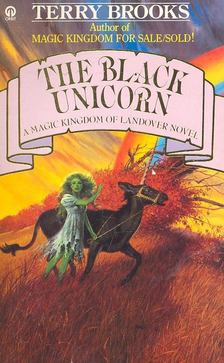 BROOKS, TERRY - The Black Unicorn [antikvár]